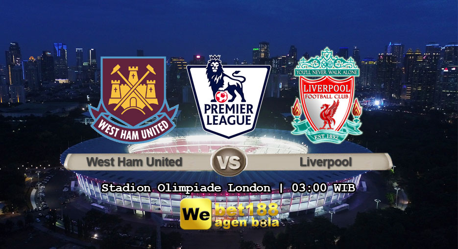 Prediksi Bola West Ham United vs Liverpool 5 Februari 2019