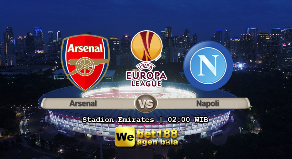 Prediksi Bola Arsenal vs Napoli 12 April 2019