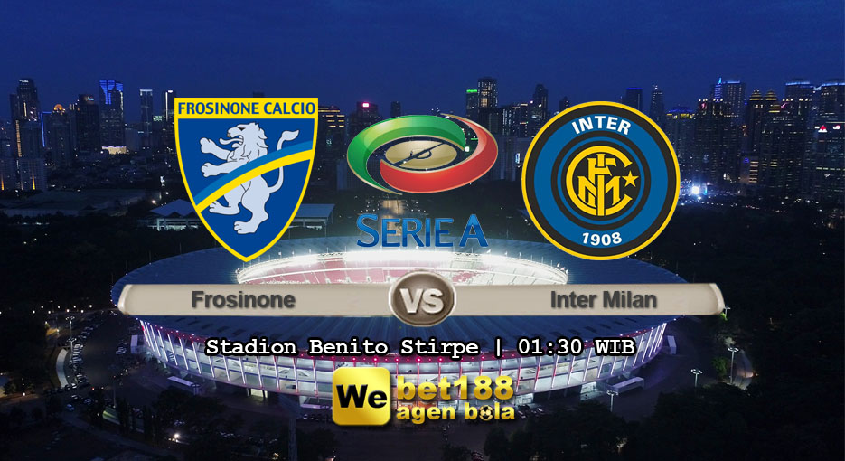 Prediksi Bola Frosinone vs Inter Milan 15 April 2019