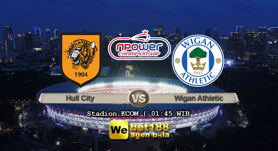 Prediksi Bola Hull City Vs Wigan Athletic 11 April 2019