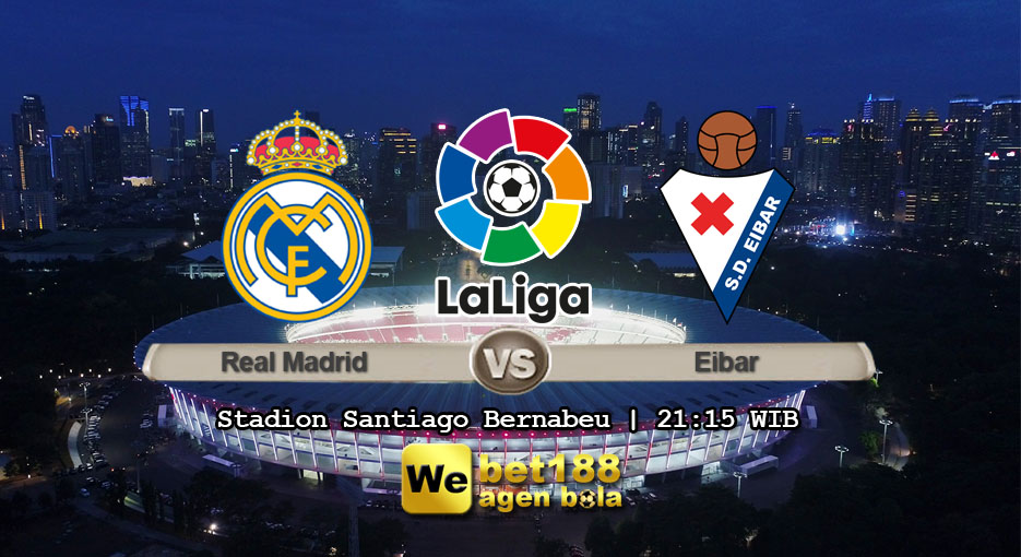 Prediksi Bola Real Madrid vs Eibar 6 April 2019