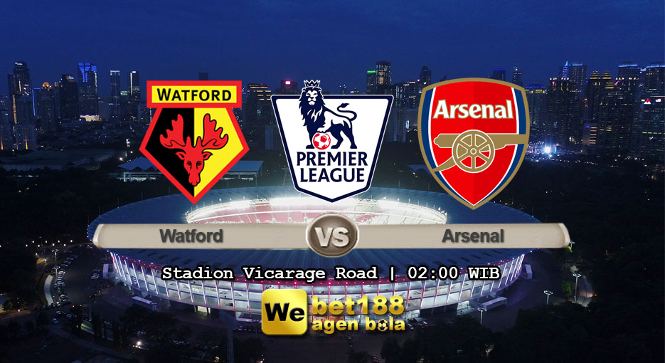 Prediksi Bola Watford Vs Arsenal 16 April 2019