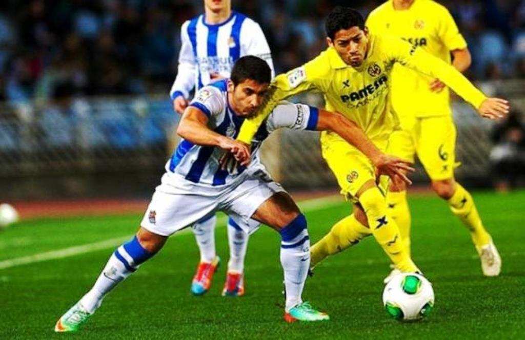 Prediksi Skor Real Sociedad vs Villarreal 26 April 2019