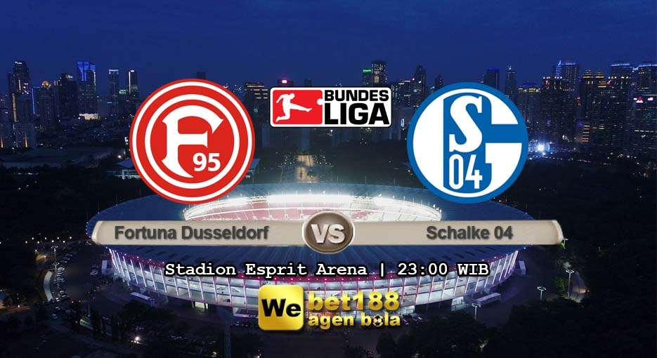 Prediksi Skor Fortuna Dusseldorf vs Schalke 04 5 April 2020